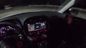 2020起亚秀尔GT-Line Turbo-POV夜间驾驶