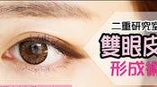 單眼皮大作戰LESSON4┃雙眼皮形成術更新版+日常妝應用Katy