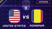 【NoTilt世界杯】16强淘汰赛 美国VS罗马尼亚