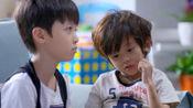 淘气爷孙:妈妈要莫莫头发做亲子鉴定,儿子却拔自己的,有戏看了