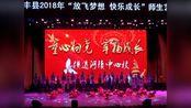 2018年中小学文艺汇演——横道河小学《童心向党,幸福成长》