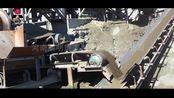 湖北十堰碎石生产现场,5X制砂机工作现场,黎明重工制砂机多少钱,新型制砂设备多少钱