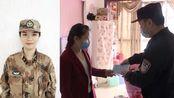 父亲去世不久后女儿支援火神山,民警承诺:家人交给我们
