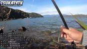 【神回、記録更新】DRT和9lb巨鲈鱼 Swimbait BassFishing