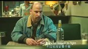 基努里维斯最新动作电影!卸下杀神装备,却被俄罗斯壮汉狂揍