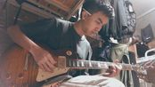 18 and life skid row 电吉他solo