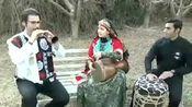 波斯传统乐器唢呐和通巴克鼓等表演