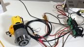ODrive Brushless Motor with Raspberry Pi and Arduino