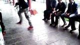 铜仁G.B.D曳步舞团队 清明节三江公园聚会视频2