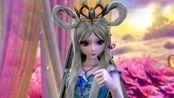 当叶罗丽仙子染成飘飘银发后,冰公主像白发魔女,莫纱老了40岁!