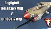 【IL-2 Cliffs of Dover Blitz】战斧Mk. II (P-40B/C)与 Bf109F-2 开发日志