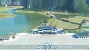 航拍广西贺州百里画廊,投资2.6亿精心打造,你觉得能超越桂林吗?