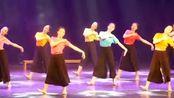 华东政法大学的这些女生表演的舞剧表演很有故事性很好看7
