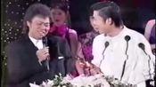 张菲、费玉清主持1997年金钟奖颁奖典礼,小哥获奖,口才太棒了