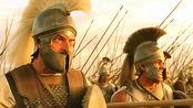 你们前所未见的超巨大战争场面,亚历山大大败波斯铁血大帝大流士