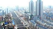 地图里看区域发展,湖北省孝感市城市建设进程
