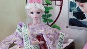 叶罗丽:冰公主一觉起来穿越到古代,穿古装参加妃子选拔秀!