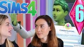 【Rose and Rosie】THE SIMS 4 Plant Sims Steal Baby Shawn Mendes!
