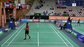 2019 荷兰羽毛球公开赛 32强赛 男单 李诗沣 vs 路易斯·恩里克·佩纳尔弗