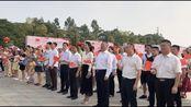 视频 珍藏版红旗轿车这里有!茶山镇举行庆祝新中国成立70周年主题游园活动
