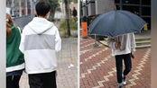 """内地大学生冲到香港与暴徒""""为虎作伥"""" 刚刚!香港法庭审讯了他们"""