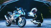 BMW宝马S1000RR鉴赏 配乐 林肯公园--结局ride on 女声电子版