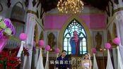 女星为戏第一次穿婚纱,赵丽颖满满中国风,迪丽热巴是最美新娘!
