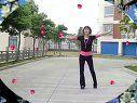 视频: 梦里梅开背面分解威海金海滩广场舞