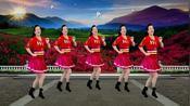 最新版本《花桥流水》歌美舞美,简单易学又时尚32步
