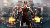 43.God of War 2 Rhodes in Colossus
