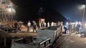 黑龙江双鸭山煤矿发生冒顶事故 7人被困