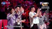 中国好声音:邢晗铭对战卓玛殷措以巨大分差获胜,哈林表示被吓到