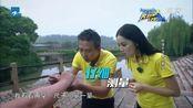 奔跑吧兄弟:李晨谢依霖迅速吃完饼干,邓超一脸惊呆