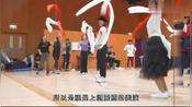 高海宁,王君馨,张曦雯等艺人为台庆排舞