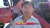 江苏镇江:罐车追尾货车致一人被困!