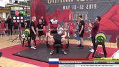 久违了 Andrey Malanichev 王者依旧 切哥最新2019年12月5日 WRPF比赛视频