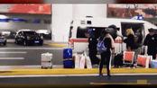 救护车机场接机却装满免税商品?回应来了,但网友:不买账