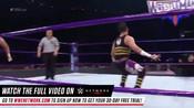 Mustafa Ali vs.诺姆的活wwe 205,2017年2月21日