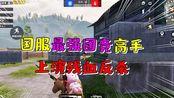 荆小豆Game76:国服最强团竞高手 手持AWM+groza上演极限残血反杀