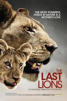 最后的狮子