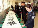 黄富昌在宁夏司法警官职业学院......拍摄:黄富昌 制作:黄富昌