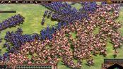谁能幸存 帝国2决定版 600精锐龙骑兵 vs 600帝王骆驼