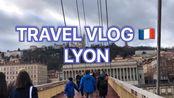 Travel Vlog —Lyon:里昂上山/圣诞旅行/里昂老城/热红酒/生蚝海鲜自由/甜品不断/法餐/小缆车/里昂夜景/山顶全景