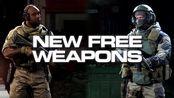 《使命召唤:现代战争》 第二季 New Weapons Striker 45 & Grau 5.56 Traile