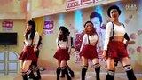 【2013.09.07】盖世漂亮会in武汉《oh my darling》KISS片段