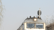 【19.8】T111次(兰州-杭州)接近七宝站 HXD3D0358-生活-高清完整正版视频在线观看-优酷