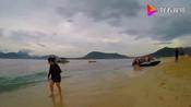 三亚租车自驾,沙滩上的美景和海水的美景你更喜欢哪个,请个赞!