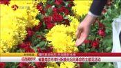 [江苏新时空]缅怀革命先烈 共创美好未来 省暨南京市举行新婚夫妇向革命烈士献花活动