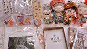 |爱丽's showtime| 十二月购物分享(娃衣/自拍t2.0/EXO官方台历/大吧特典/贴纸
