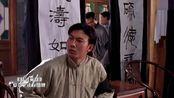 精武英雄:芥川龙一弟子来到精武门报仇,霍廷恩直接关门,不放走